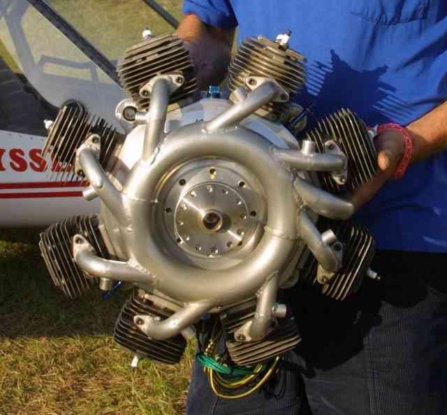 Поршневой двигатель своими руками 8