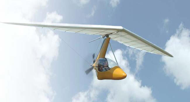 Powered Trike Hang Gliders For Autos Post