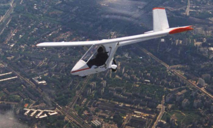 Electric Motor Glider Plans