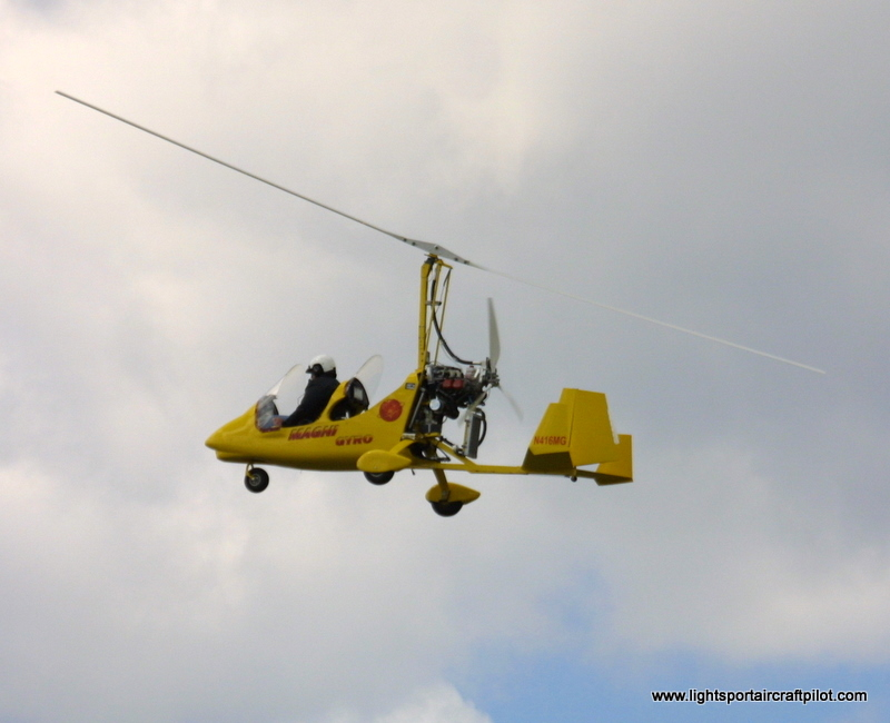 Magni Gyro experimental aircraft pictures, Magni Gyro ...