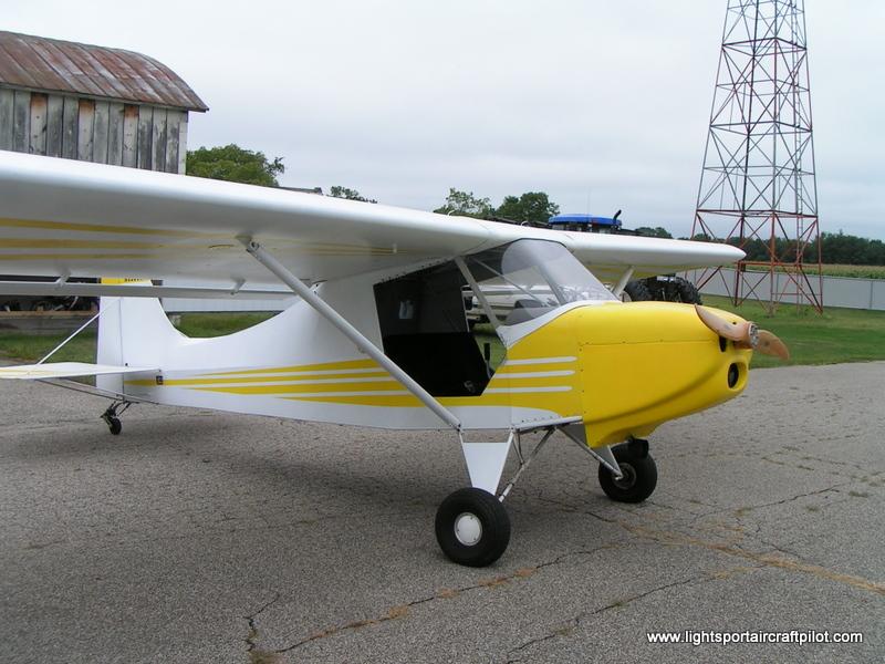 Merlin Gt Lightsport Aircraft Pictures Experimental