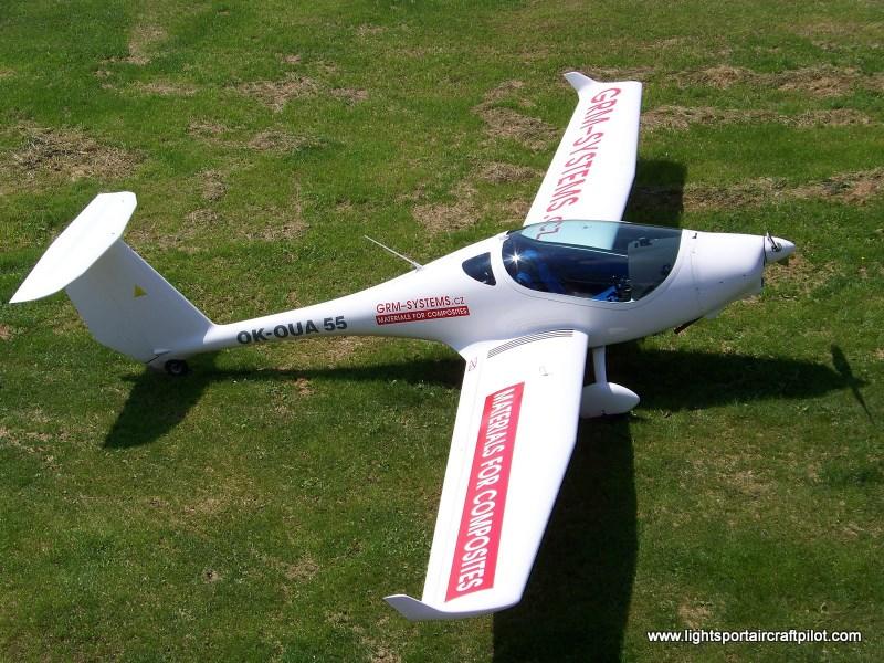 Phoenix Motorglider Light Sport Aircraft Phoenix